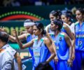 India knocked out Lebanon to book their place in the FINALS of Asian Basketball Champ. Div.-B