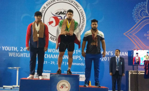 India End With 3 Gold and 9 Bronze at Youth and Junior Asian Weightlifting Championship