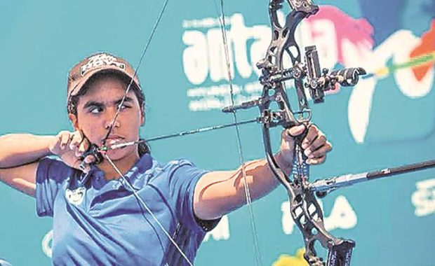 Archery Asia Cup : Divya Dhayal & Women Compound Team leads the Qualifications