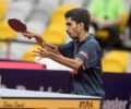 "ITTF Australian Open : Qualifiers Sanil Shetty and Sathiyan Gnanasekaran cause two ""Big Upsets"""
