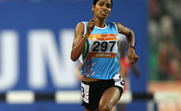 Asian Athletics Championship : Sudha Singh bags Gold in 3000m Steeplechase, Qualifies for World Championship