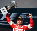 "Sebestian Vettel reveals his ""Philosophy"" that helped him win Hungarian GP"