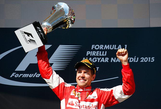 Vettel: Ferrari completely boost up for upcoming season