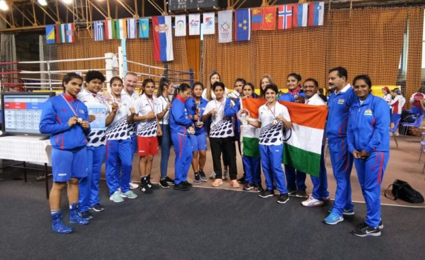 India End With 10 Medal Including 2 Gold at The Golden Gloves of Vojvodina Serbia