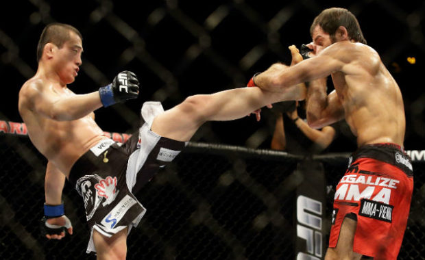 """Former UFC Lightweight Player indicted of """"Bribery & Match Fixing"""""""