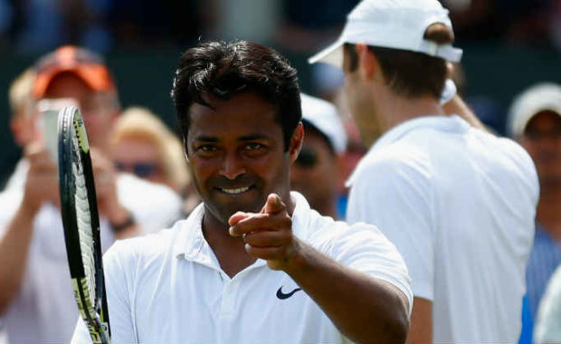 New Indian partner for Leander Paes for Winston-Salem and US Open