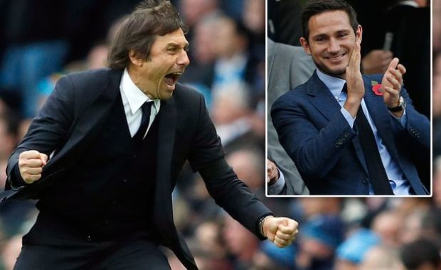 Chelsea legend Frank Lampard : Conte will sign three players