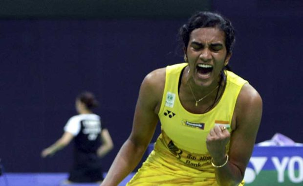 Victory for P.V. Sindhu & two male shuttlers at World Badminton Championship