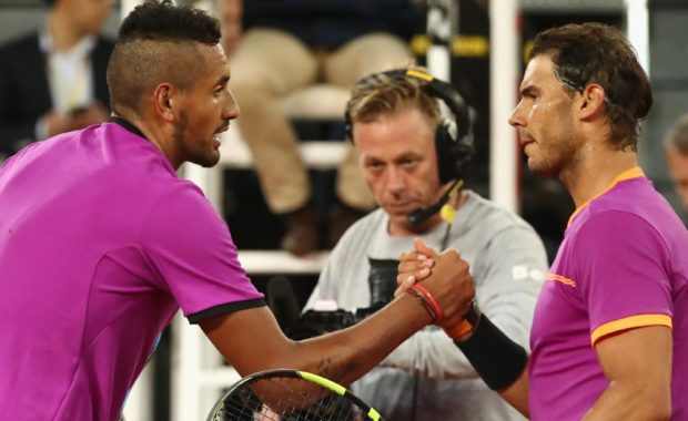 "HUGE Upset in Cincinnati masters, Nick Kyrgios shocks ""no.1 seed & soon to be World no. 1"""