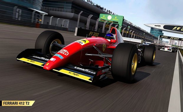 """F1 2017 set to release on 25th Aug, watch the """"New Gameplay Trailer"""""""