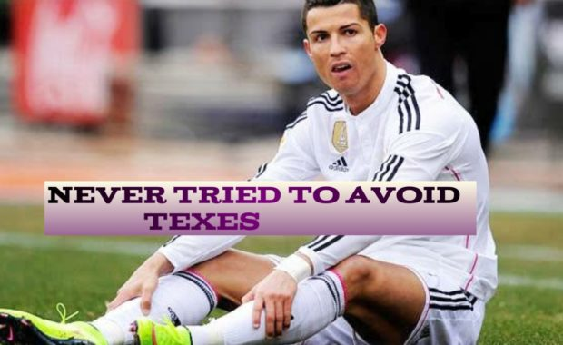 Read What Cristiano Ronaldo Said in Madrid court appearance