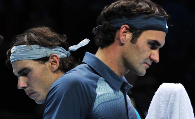 Federer and Nadal make more history with six-year high