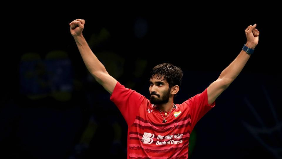 Srikanth Kidambi Asian Badminton Championship 2017