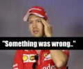Vettel enduring 'difficult period'