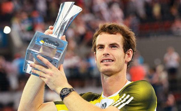 Andy Murray to start his 2018 season with Brisbane International
