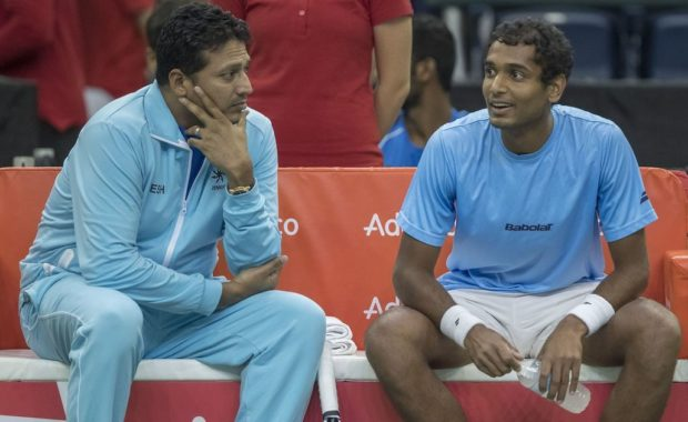 Unfortunate Doubles loss cost India a place in World Group , lost to Canada by 2-3