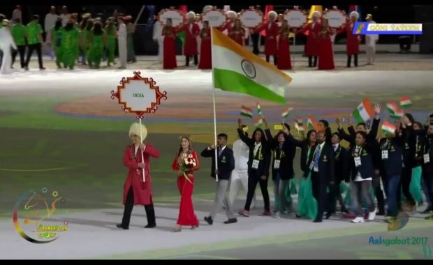 India finish 11th with 40 medals at Asian Indoor and Martial Arts Games