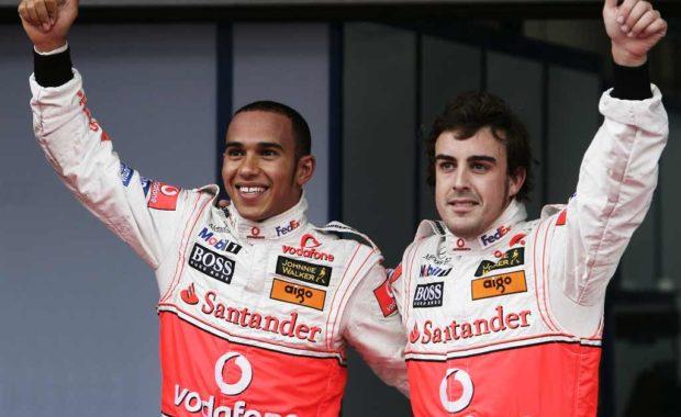 Lewis Hamilton wants change from Fernando Alonso-McLaren in 2018