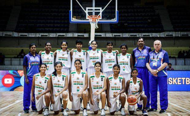 India Advance to Semifinal of Fiba U16 Women Asian Championship
