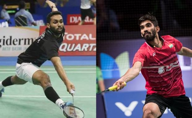 kidambi Srikanth, HS Prannoy & P.V. Sindhu sails into semi-finals of French Open Superseries