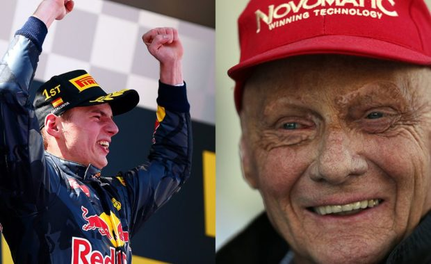 Niki Lauda explains how Max Verstappen can become 'one of the greatest drivers'