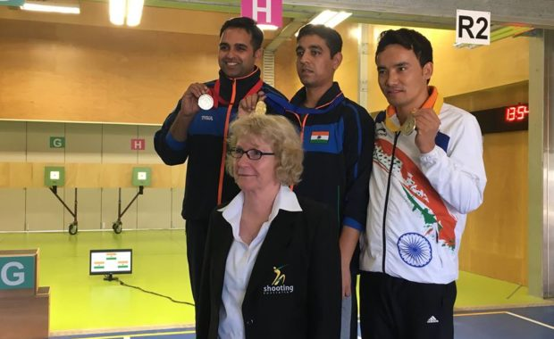 India Won 5 medal including 2 Gold at commonwealth Championship