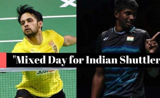 Hongkong Open : Indian Star shuttler qualifies for main round while doubles pair crashes out