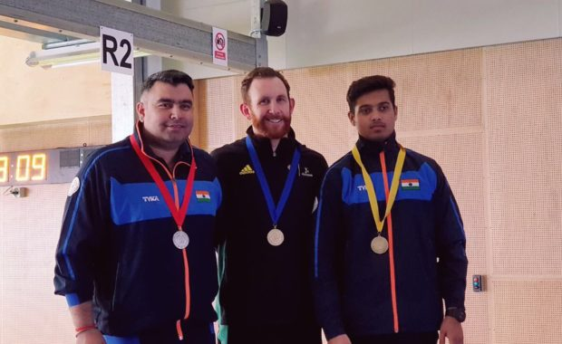 Gagan Narang win Silver , Annu Raj clinches bronze at Commonwealth Shooting Championship
