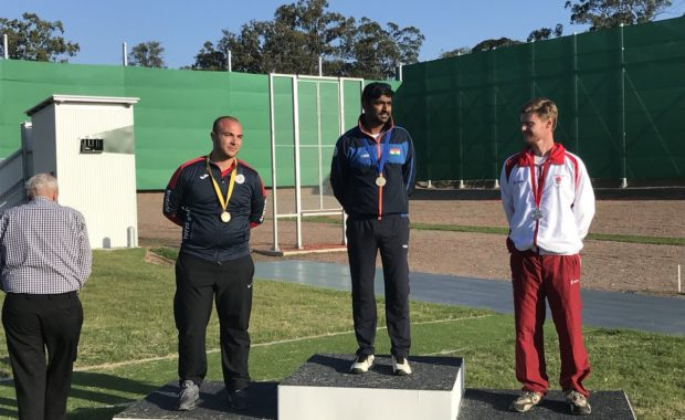 India wins 5 medals including 2 Golds & a clean sweep at Commonwealth shooting Championship