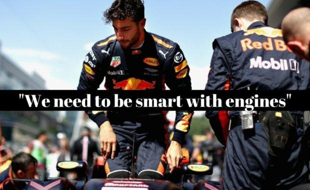 Brazilian Grand Prix : Daniel Ricciardo opens up on his performance after Friday practice