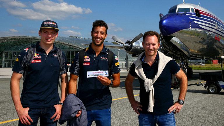 Red Bull Christian Horner