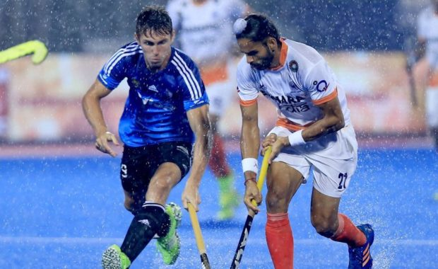 India goes down fighting to World no. 1 Argentina in semis of HWL Final 2017