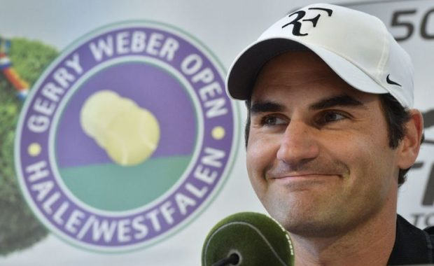 "Roger Federer discusses ""2018 schedule plans"""
