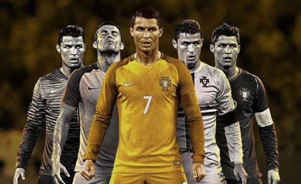Ballon d'Or 2017 Winner :  Cristiano Ronaldo's sponsors drop huge hint