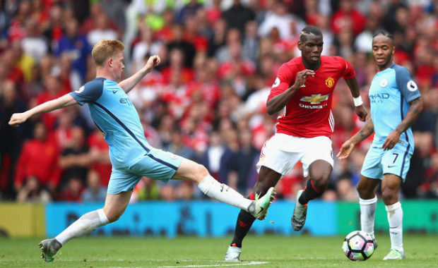 Manchester United's Paul Pogba makes surprising statement about Man City