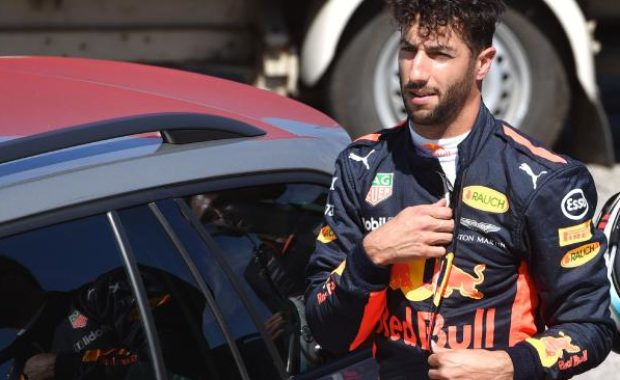 Daniel Ricciardo reveals tense moments with teammate Max Verstappen