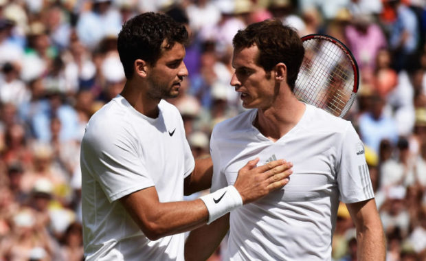 Dimitrov : 'If there's one person that can return, that's Andy Murray'