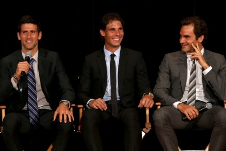 Alexandr Dolgopolov explains the differences between Roger Federer, Rafael Nadal and Novak Djokovic
