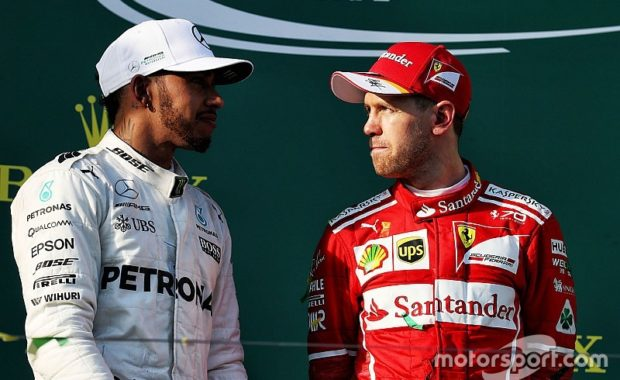 Hamilton warned F1 rival Vettel over 'disrespect' in Baku incident