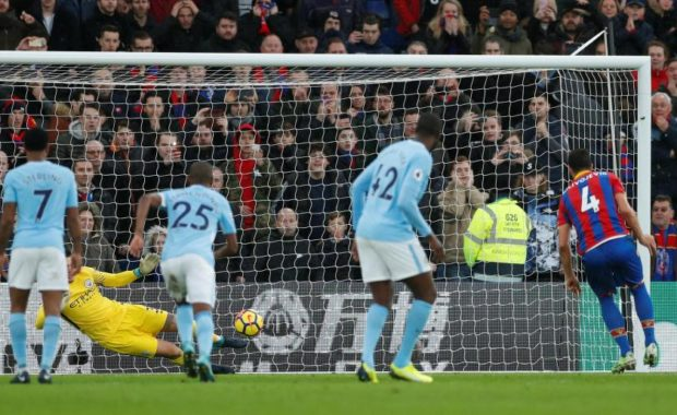 "Watch : ""Super Penalty Save"" from Ederson to maintain City's unbeaten record"