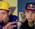 Moto GP racer Valentino Rossi reveals why racing with Red Bull driver is DANGEROUS