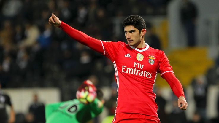 Goncalo Guedes Manchester City