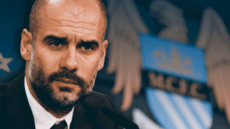 Guardiola Man City