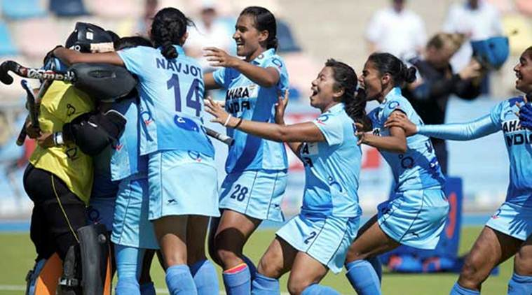 Indian women hockey olympic qualifiers