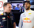 Christian Horner : Red Bull 'won't wait around forever' for Ricciardo