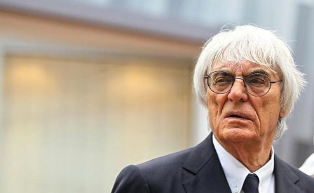 Ecclestone Slams F1 Grid Girl Ban