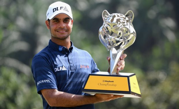 Shubhankar Sharma Win Malaysia Open title after stunning final round