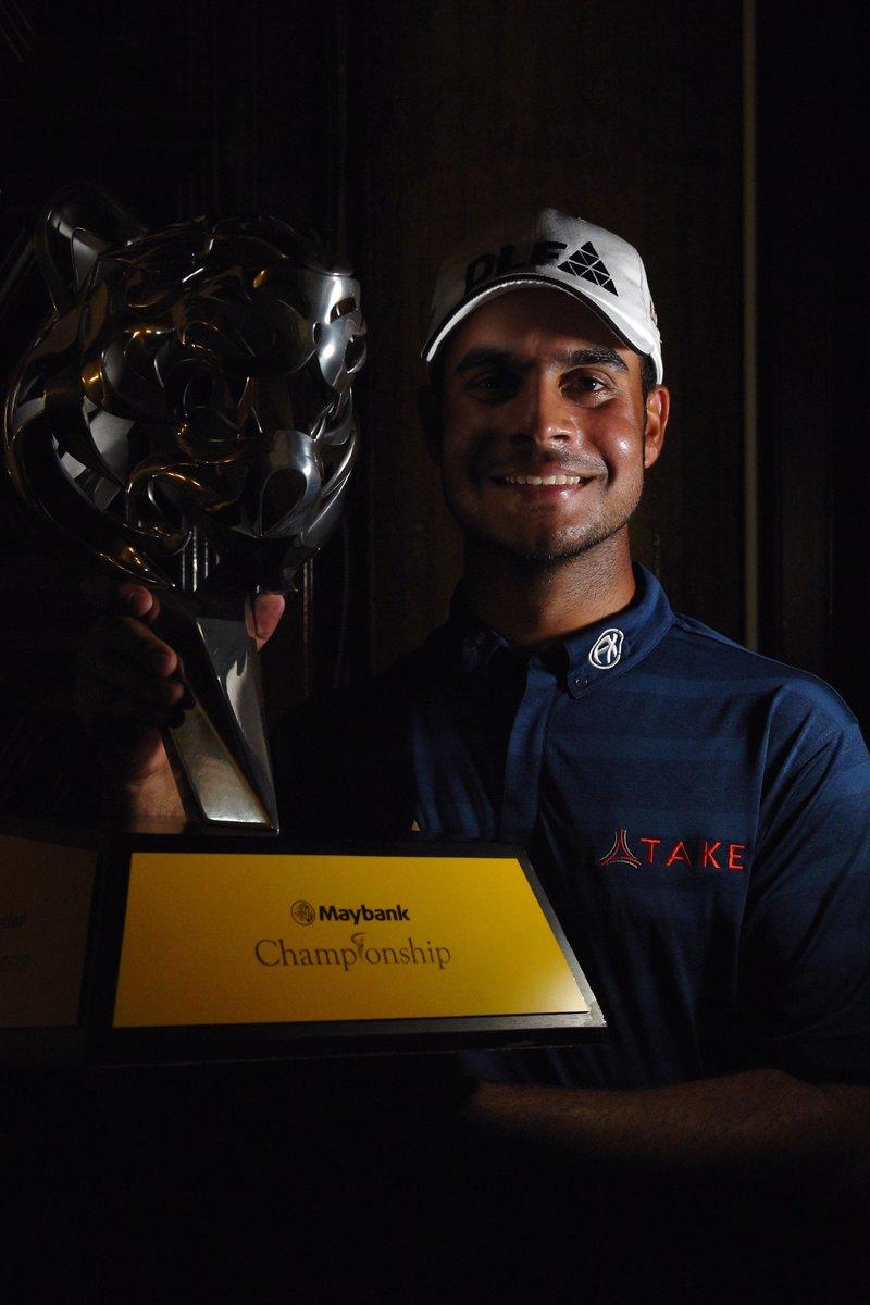 Shubhankar Sharma  Maybank Malaysia Championship