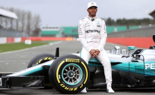 Lewis Hamilton speaks about his Mercedes contract expiring at the End of 2018