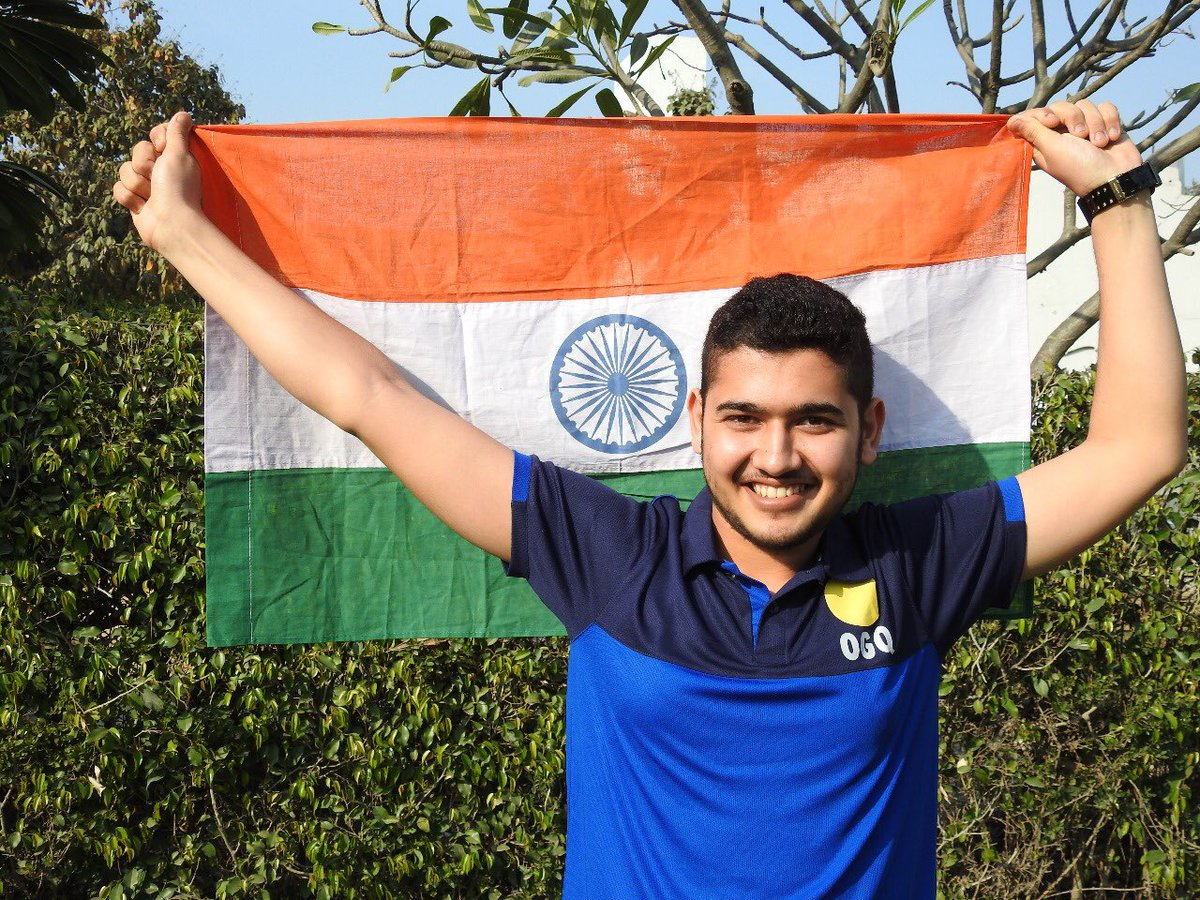 CWG 2018: Anish Bhaniwala becomes the youngest Indian to win Gold medal in Commonwealth Games